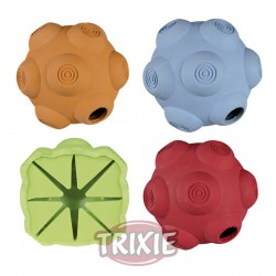 Pelota Para Snack Dog Activity Caucho