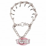 TRIXIE Collar entrenamiento, Acero Inoxidable