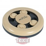 TRIXIE Juego gatos Activity Fun Circle, doble cara, ø 25 cm