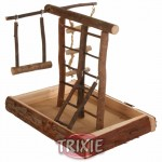 TRIXIE Area de juego Natural Living 28 x 25 x 22 cm