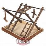 TRIXIE Area de juego Natural Living 35 x 27 x 30 cm