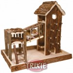 TRIXIE Area de Juego Birger Natural Living 36x33x26 cm