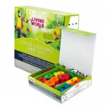 Juguetes Loro LIVING WORLD Kit Creativo 34 pcs