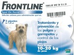 FRONTLINE Pipetas spot on Perros 10-20kg