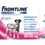 FRONTLINE Pipetas spot on Perros 20-40 kg