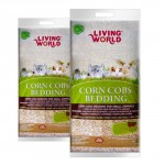 HAGEN LIVING WORLD CORN COBS FRESA