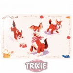 TRIXIE Salvamantel comic dogs 56x38