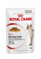 ROYAL CANIN Gatos Instinctive 12 Jelly