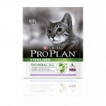 PRO PLAN Gatos Adultos STERILISED Pavo