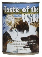 Lata TASTE OF THE WILD Pacific Stream Con Salmon 374 grs