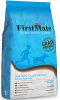 Pienso Perros FirstMate Wild Pacific Caught Fish Meal & Oats Formula