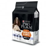 Purina PRO PLAN Perros Medianos Y Grandes Adultos +7 Con OptiAge