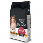 Purina PRO PLAN Perros Medium Adultos Con OptiHealth