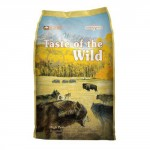 TASTE OF THE WILD High Prairie Perros Bisonte y Venado