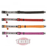 TRIXIE Collar Para Gato Portadirecciones Reflectante