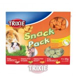 TRIXIE Pack De Snack Para Roedores